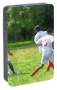Soccer Ball In Play Portable Battery Charger