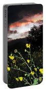 Socorro Sunset Portable Battery Charger