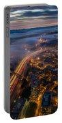Sodo Sunrise Seattle Morning Portable Battery Charger