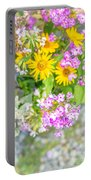 Soft And Pretty Portable Battery Charger