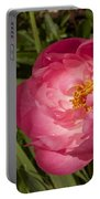 Soft Floral Portable Battery Charger
