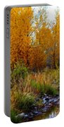 Soft Forest Colors Portable Battery Charger