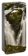 Sol Duc River Cascade Portable Battery Charger