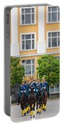 Soldiers Of The Presidential Regimental Portable Battery Charger
