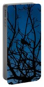 Solitude In The Midst Of Chaos Portable Battery Charger