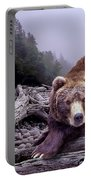 Some Days You Eat The Bear Some Days The Bear Eats You Portable Battery Charger