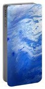 Some Kind Of Blue Portable Battery Charger