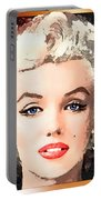 Marilyn - Some Like It Hot Portable Battery Charger
