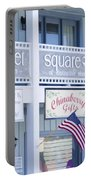 Somerset Square 1 Portable Battery Charger