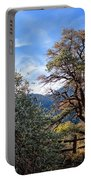 Song Of A Desert Morning Portable Battery Charger