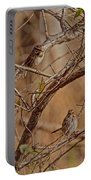 Song Sparrows Portable Battery Charger