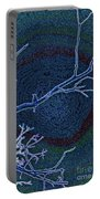 Songbird Blue Portable Battery Charger