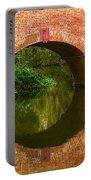 Sonning Bridge On The River Thames Portable Battery Charger