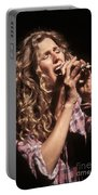 Sophie B Hawkins Portable Battery Charger