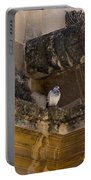 Sophisticated Baroque Bird Perch Portable Battery Charger