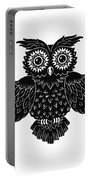 Sophisticated Owls 1 Of 4 Portable Battery Charger
