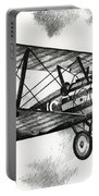 Sopwith F.1 Camel 1917 Portable Battery Charger