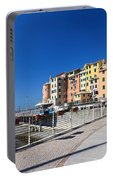 Sori Waterfront. Italy Portable Battery Charger