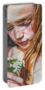 Soul Blossoms Portable Battery Charger