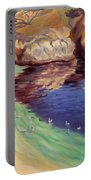 Soulful Sanctuary Point Lobos Portable Battery Charger