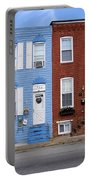 South Baltimore Row Homes Portable Battery Charger