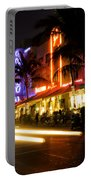 South Beach After Dark Portable Battery Charger