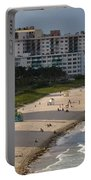 South Beach Afternoon Portable Battery Charger