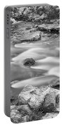 South Boulder Creek Little Waterfalls Rollinsville Bw Portable Battery Charger