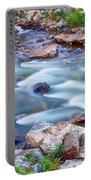 South Boulder Creek Little Waterfalls Rollinsville Portable Battery Charger