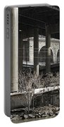South Bronx Shanty Shacks - New York Portable Battery Charger