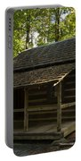 South Carolina Log Cabin Portable Battery Charger