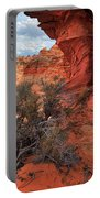 South Coyote Buttes Grand View Portable Battery Charger by Inge Johnsson