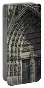 South Entrance Cologne Cathedral Portable Battery Charger