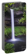 South Falls - Silver Falls State Park - Oregon Portable Battery Charger