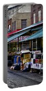 South Philly Italian Market Portable Battery Charger