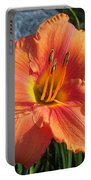 South Seas Daylily Portable Battery Charger