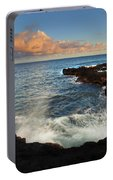 South Shore Spray Portable Battery Charger