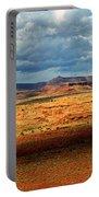 Southeastern Utah Desert Panoramic Portable Battery Charger