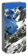 Southern Alps New Zealand Portable Battery Charger