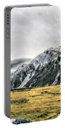Southern Alps Nz Portable Battery Charger