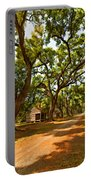 Southern Lane Paint Filter Portable Battery Charger by Steve Harrington