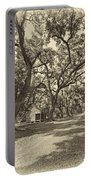 Southern Lane Sepia Portable Battery Charger