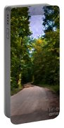 Southern Missouri Country Road I Portable Battery Charger
