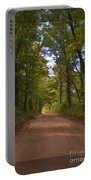 Southern Missouri Country Road II Portable Battery Charger
