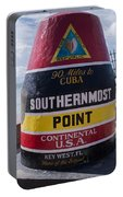 Southernmost Point Marker Portable Battery Charger