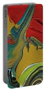 Southwestern Design Portable Battery Charger