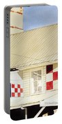 Southwestern Feed Portable Battery Charger by Jim Gerkin