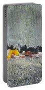 Souvenir De Vacances #27 - Memory Of A Vacation #27 Portable Battery Charger