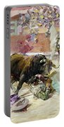 Spain - Bullfight C1900 Portable Battery Charger