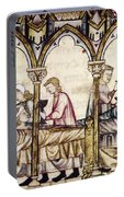 Spain: Medieval Hospital Portable Battery Charger